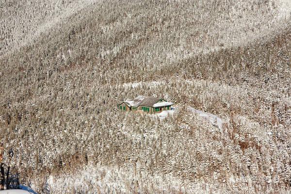 Wall Art - Photograph - Galehead Hut - White Mountains New Hampshire  by Erin Paul Donovan