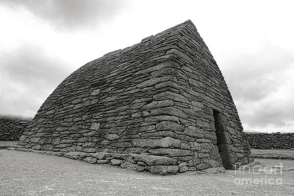 Wall Art - Photograph - Gallarus Oratory by Olivier Le Queinec