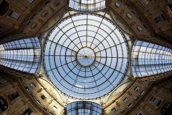 Photograph - Galleria Vittorio Emanuele II by Massimo Merlini