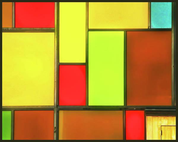 Photograph - Galleria Wall  by Harriet Feagin