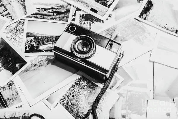 Camera Photograph - Gallery In Monochrome by Jorgo Photography - Wall Art Gallery