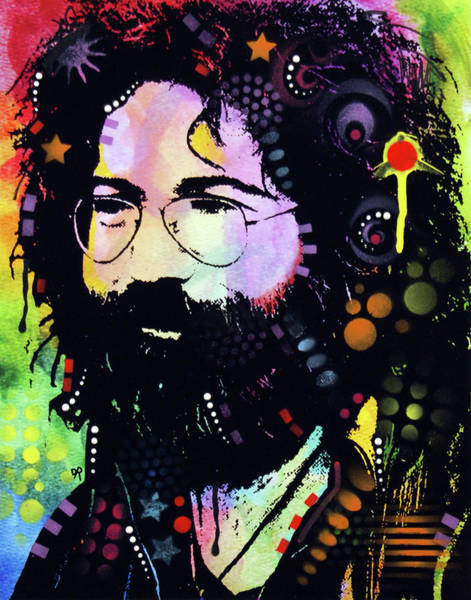Wall Art - Painting - Garcia Wc by Dean Russo Art