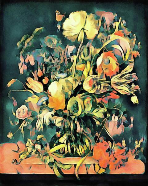 Painting - Garden Bounty by Susan Maxwell Schmidt