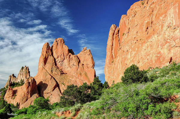 Photograph - Garden Of The Gods by Tim Kathka