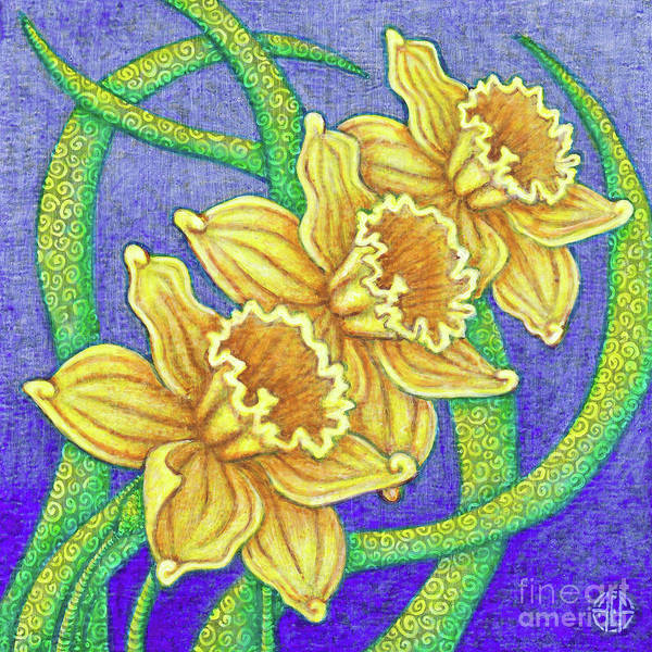 Painting - Garden Room 6 by Amy E Fraser