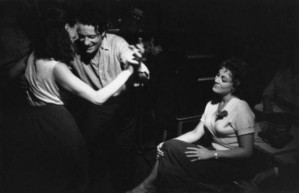 Photograph - Gargoyle Clubbers by Thurston Hopkins