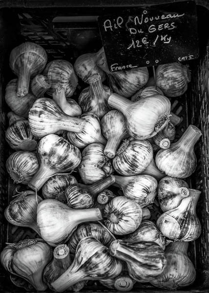 Photograph - Garlic At The French Market by Georgia Fowler