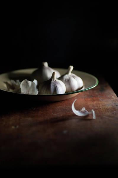 Beijing Photograph - Garlic by Feryersan