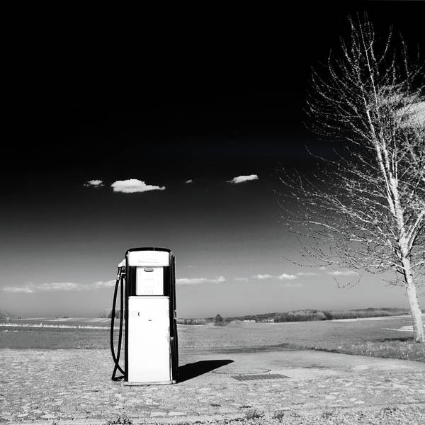 Pump Photograph - Gas Pump by Helmuth Boeger (germany)
