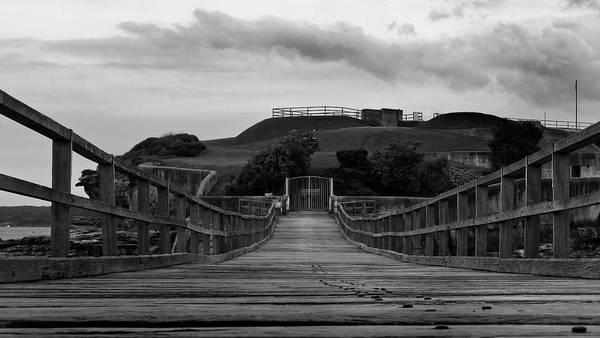 Wall Art - Photograph - Gate To The Fort by Miroslava Jurcik