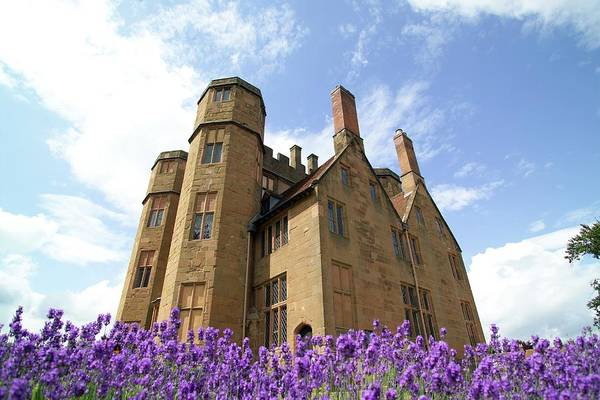 Wall Art - Photograph - Gatehouse Of Kenilworth Castle by Heritage Images