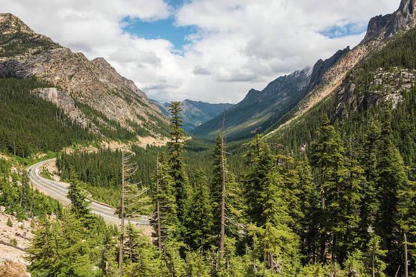 Photograph - Gateway To The Cascades by Kristopher Schoenleber