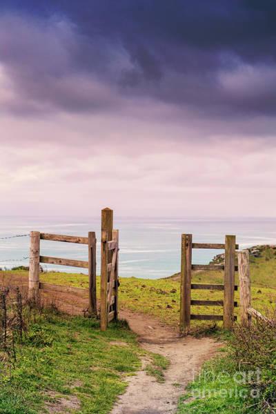 Photograph - Gateway To The Coast by David Lichtneker
