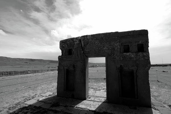 Photograph - Gateway Of The Sun by Aidan Moran