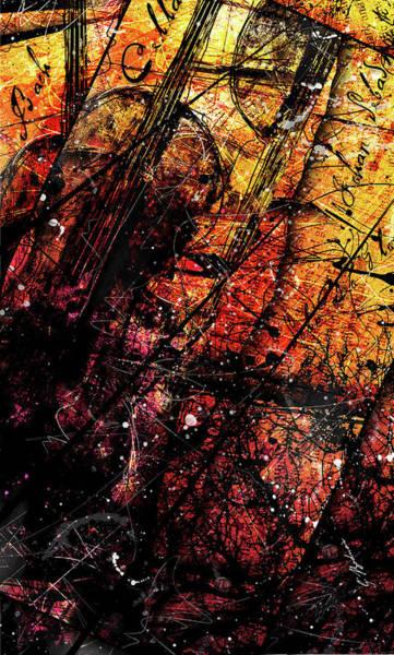 Wall Art - Digital Art - Gavotte In E Major by Gary Bodnar