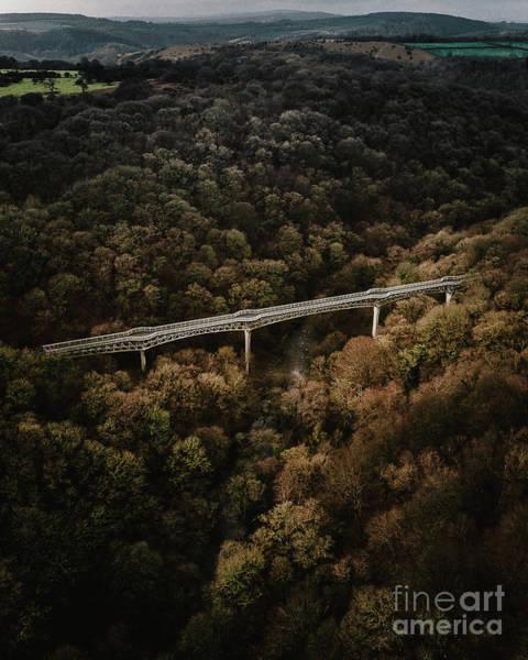 Photograph - Gem Bridge by Martin Bartnicki