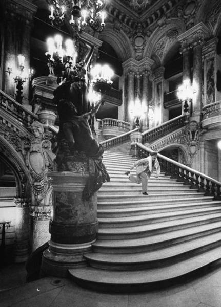 Photograph - Gene Kelly by Loomis Dean