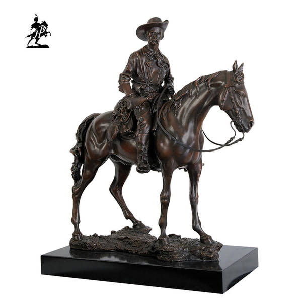 Wall Art - Sculpture - General George Armstrong Custer by Fernando  Andrea
