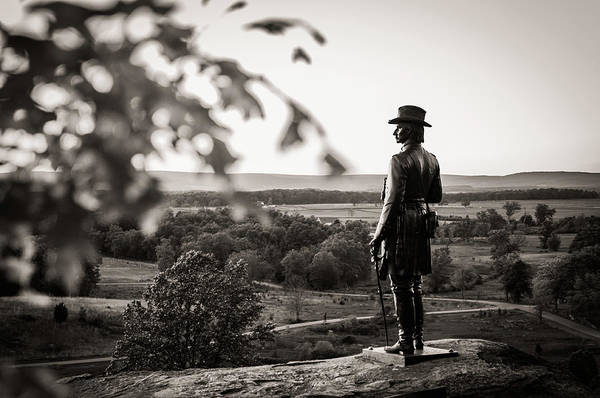 Photograph - General Warren by Dan Urban