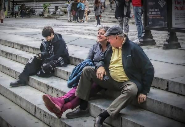 Photograph - Generational Gap by Jack Wilson