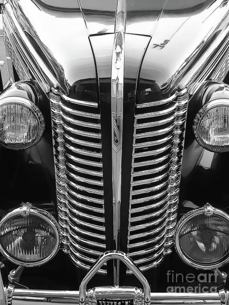 Photograph - Gene's 80 Years Old Buick by Fei A