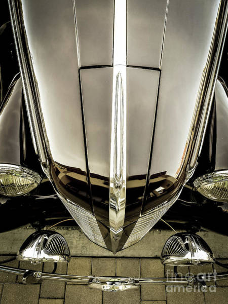 Photograph - Gene's Buick by Fei A