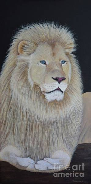 Painting - Gentle Paws by Tracey Goodwin