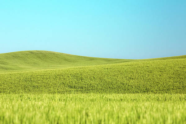 Wall Art - Photograph - Gentle Slopes by Todd Klassy
