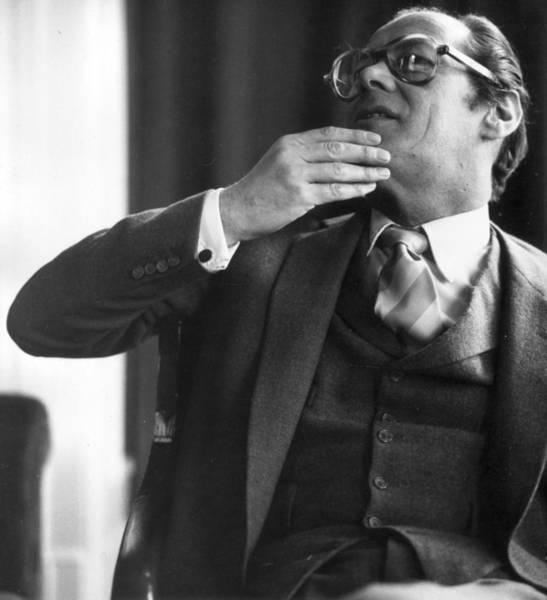 Photograph - Gentleman Rex by Erich Auerbach