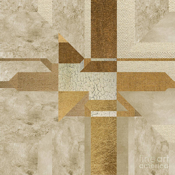 Wall Art - Digital Art - Geoart - S0301bg by Variance Collections