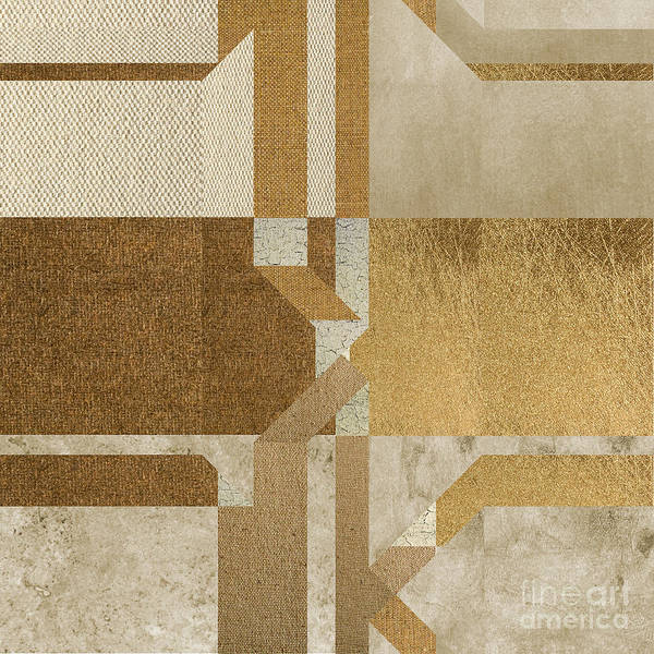 Wall Art - Digital Art - Geoart - S0601bg2 by Variance Collections