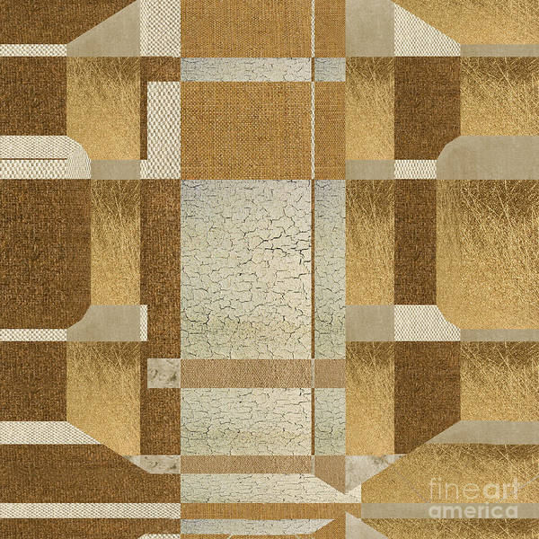Wall Art - Digital Art - Geoart - S0901ag by Variance Collections