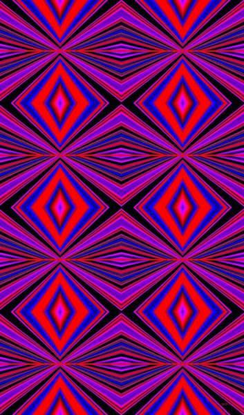 Digital Art - Geometric Harmony by Will Borden