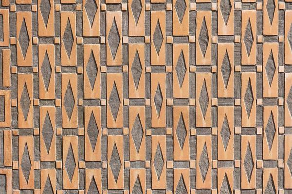 Wall Art - Photograph - Geometric Shapes Background by Artur Bogacki