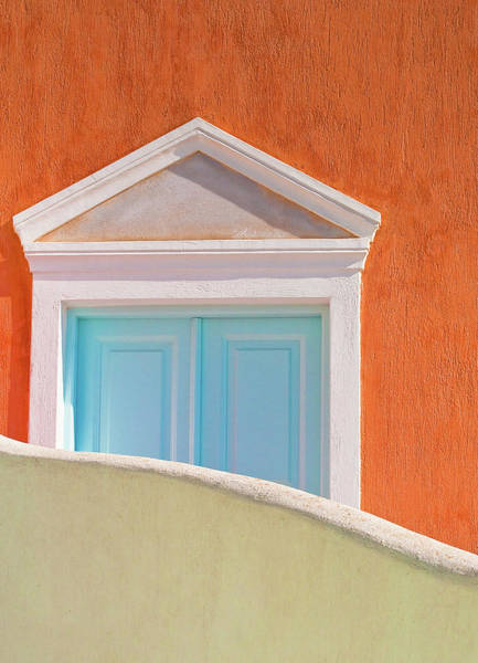 Photograph - Geometry And Color by Marius Roman