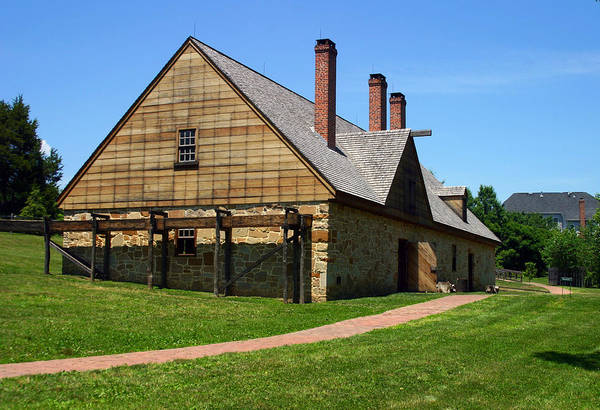 Photograph - George Washington Distillery by Anthony Jones