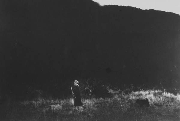 Georgia Photograph - Georgia Okeeffe by John Loengard