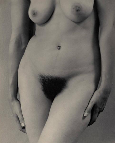 Wall Art - Photograph - Georgia O'keeffe, Torso No.3 by Alfred Stieglitz