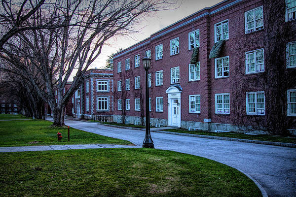 Photograph - Gerard Hall Norwich University by Jeff Folger
