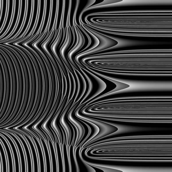 Serendipity Digital Art - Gerbologic by Andrew Kotlinski