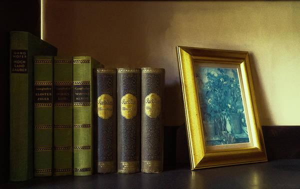 Photograph - German Literature by John Rivera