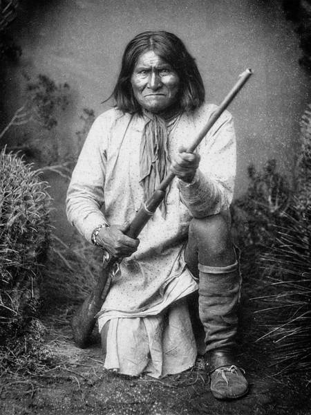 Photograph - Geronimo  by Doc Braham