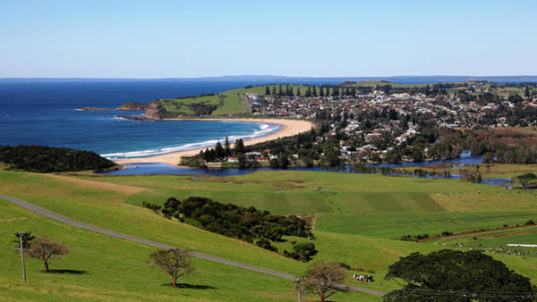 Photograph - Gerringong by Nicholas Blackwell
