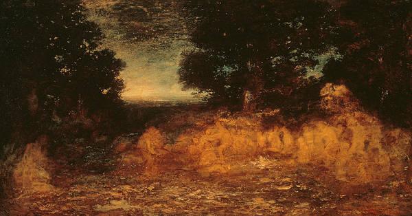Painting - Ghost Dance by Ralph Albert Blakelock
