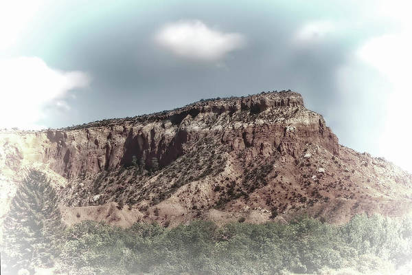 Photograph - Ghost Ranch Memories by Kay Brewer