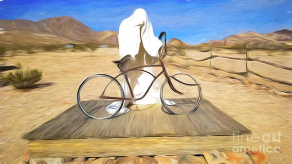 Photograph - Ghost Rider by Mark Jackson
