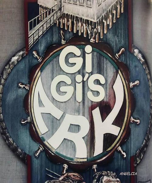 Photograph - Gi  Gi's Ark by Angelcia Wright