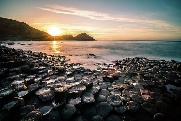 Game Of Thrones Photograph - Giant's Causeway - Northern Ireland - Seascape Photography by Giuseppe Milo