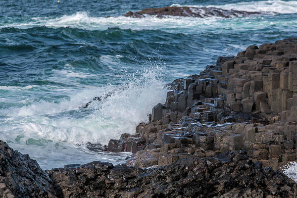 Photograph - Giant's Causeway by Susie Weaver
