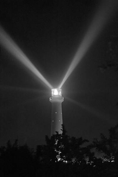 Wall Art - Photograph - Gibbs Lighthouse Midnight Bermuda by Betsy Knapp